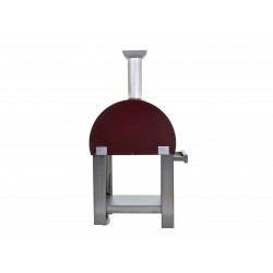 5 Minuti Wood Fired Oven - Antique Red - Top Only