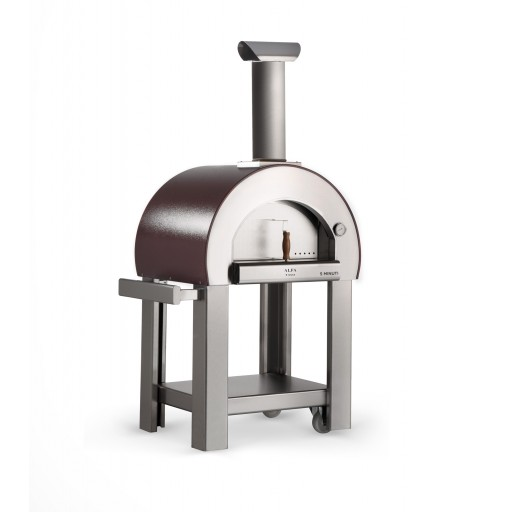 5 Minuti Wood Fired Oven - Copper