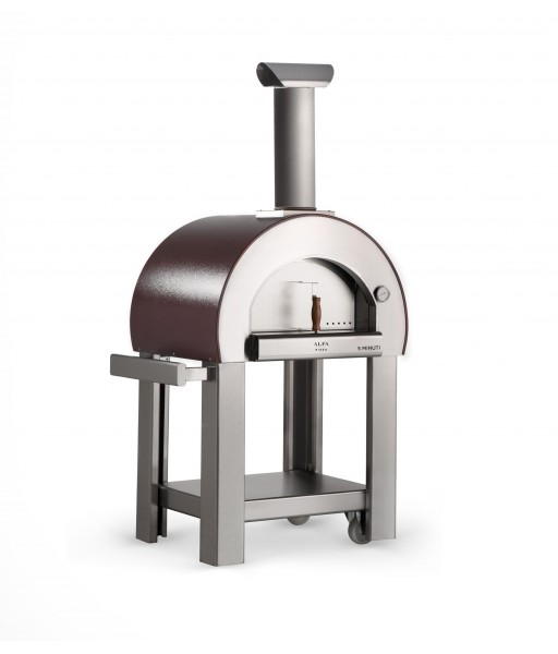 5 Minuti Wood Fired Oven - Copper