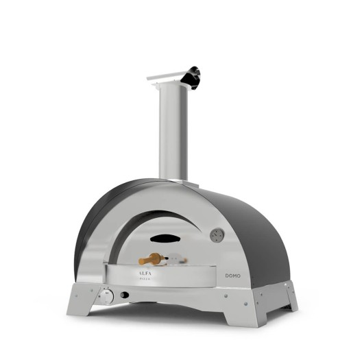 Domo Gas Fired Oven - Grey - Top Only